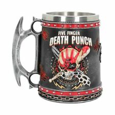 More details for new five finger death punch tankard mug nemesis