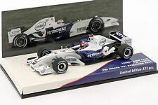 R. Kubica BMW Sauber C24B #38 Formel 1 Test Barcelona 2006 1:43 Minichamps