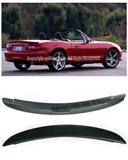 For 99-05 Mazda Miata Mazdaspeed MZ Style Rear Trunk Spoiler Wing Lip Kit NB MX5