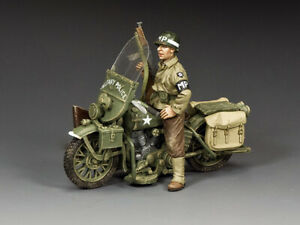 DD283 The Motorcycle MP by King & Country