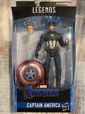 Marvel Legends Avengers Captain America NIB