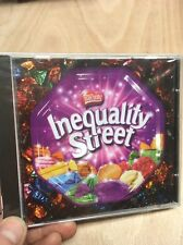Insane Society-Inequality Street CD BIG 9 New+Sealed Two Minutes No Surrender