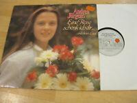 LP Andrea Jürgens Eine Rose schenk ich dir Vinyl Ariola 200 680-365