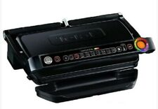 Tefal OptiGrill+ XL Intelligenter Kontaktgrill Elektrogrill mit Sensor GC7228
