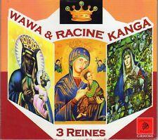 RACINE KANGAdeWAWA - 3 REINES - o rithm du tambou zantray RACIN Lakay
