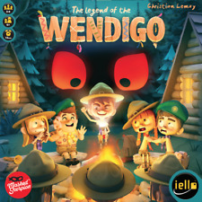 Legend of the Wendigo - Board Game - Iello - Factory Sealed