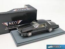 Cadillac Eldorado Coupe black 1967 Neo 44106 1:43