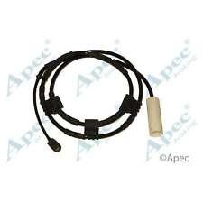 1x pour mini cooper s R56 cooper s véritable mintex arrière plaquettes de frein usure capteur