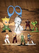 Street Fighter & Anime Figure 40 Piece Collection