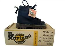 DR MARTENS VERA Taglia UK 9 Neonati Dk Navy Stivali Nuovo in scatola con etichette originali