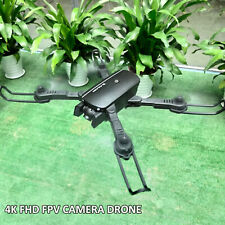 Mini Drone X Pro 2.4G 6-Axis FPV Dual 4K HD Camera Foldable RC Quadcopter Follow