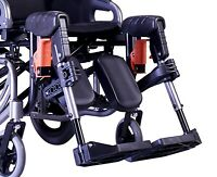 Elevating Legrests for VIP2 Adult Tilt in Space & Reclining Wheelchair