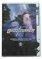 Ghost Runner The Original Soundtrack by Daniel Deluxe CD Only No Game