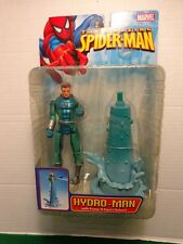 Marvel The Amazing Spider-Man Hydro-Man with Pump N Squirt Action! Toy Biz 2006