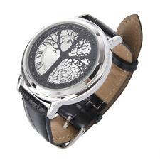 Reloj LED Pantalla Tactil Hibrida Azul Material Acero Inoxidable Diseno EleganY3