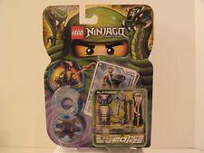 LEGO Ninjago Spinner Slithraa 9573, New and Factory Sealed