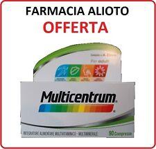 MULTICENTRUM 90 CPR.INTEGRATORE PER ADULTI!! >>NOVITA'<<-PROMOZIONE-UOMO E DONNA
