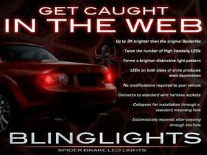 BlingLights White LED Spider Light Bulbs for Mazda Miata MX-5 (All Years)