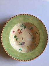 Royal Stafford Gardeners Journal 24.5cm Rimmed Soup/Pasta Bowl