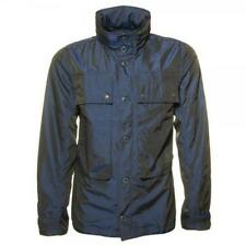 Button Funnel Neck Coats & Jackets for Men Pretty Green