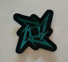 Metallica Embroidered Patch Ninja Star USA Seller Fast Delivery Thrash Metal