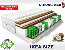 MATELAS STRONG MED 7-zones  double noix de coco STMEDFR H3-H4 de hauteur 22 cm**