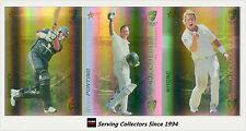 Cricket Card Set-2007-08 Select Cricket Trading Cards Holofoil Parallel Set(120)