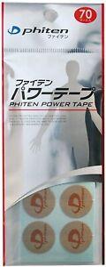 JAPAN PHITEN POWER TAPE70 MARK TITANIUM HEALTH CARE Japan Import