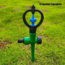 More details for garden farm irrigation sprinkler with support 360 degrees rotary lawn waterija