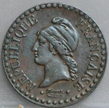 France - Frankrijk : Un 1 Centime 1851 A  KM# 754 - nice!