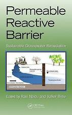 Permeable Reactive Barrier: Sustainable Groundwater Remediation (Advances in Tra