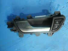 Audi A6/C7/A7/A8/D4/sinistra maniglia serratura barile Trim nuovo originale