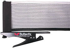 Butterfly Competition Table Tennis Table Net & Post Set