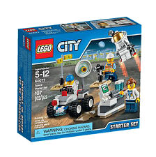 Lego 60077 City Space Starter Set 4 Minifigures Neoverilee