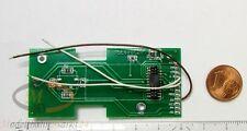 Ersatz-Leiterplatte mtc z.B. für MÄRKLIN Dampflok BR 01.10 Spur H0 1:87 - NEU
