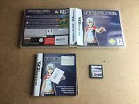 Another Code Two Memories - Nintendo DS (NDS) TESTED/WORKING UK PAL