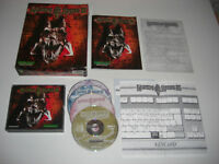 LANDS OF LORE III 3 Pc Cd Rom Original BIG BOX - Fast Post