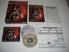 LANDS OF LORE III 3 PC CD ROM BIG BOX ORIGINALE-POST VELOCE