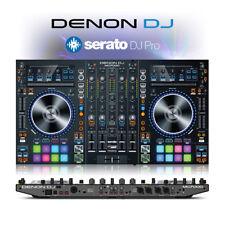 Denon DJ MC7000 Professional Controller Mixer Dual Audio Interface with Serato