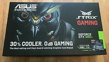 Asus Strix GTX 980ti DC3OC-6GD5-GAMING Graphics Card Factory Overclocked