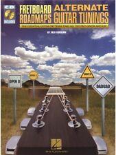 Fred Sokolow Fretboard Roadmaps Alternate Guitar Tunings Learn Tutor MUSIC BOOK