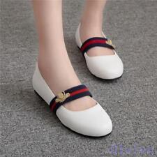 Mary Jane Flats Women's Shoes Pumps Fall Round Toe Retro Retro British Style Hot