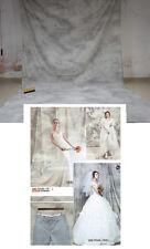 B5556 10x20ft 3X6M Mottle muslin backdrop Photo Studio Muslin dyed Backdrops