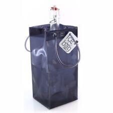 """SECCHIELLO Borsa portaghiaccio ice bag nero """"made in france"""" idea regalo"""