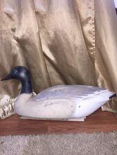 Antique Vintage Duck decoy Herter's Inc. Canadian Goose?
