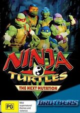 Ninja Turtles - The Next Mutation - Brothers : Vol 4 (DVD, 2014)