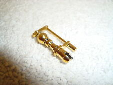 LGB 2010 2020 SERIES STAINZ STEAM LOCO GOLD PLATED ROOF WHISTLE PART BRAND NEW!!