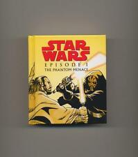Star Wars Episode I Phantom Menace Big Little Book Chronicle ~ Signed McKinney