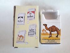Camel Ceramic Ashtray Cigarettes Pack Shape Ashtray Collectable Advertising Nib