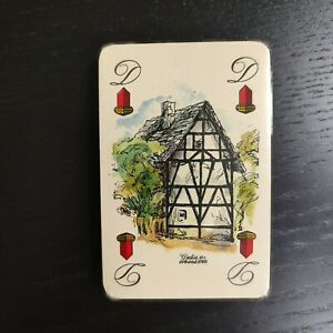 KARTENSPIEL SKAT Blatt 150 Jahre Altenburg Spielkarten Neu OVP